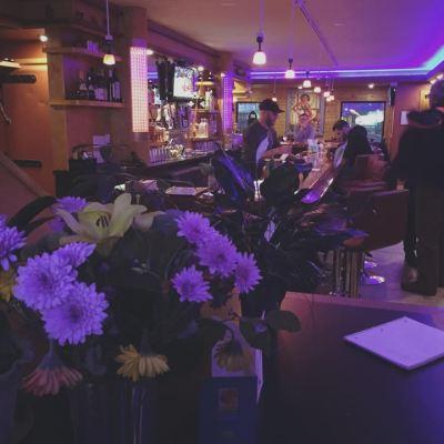 Buraka's New Bar