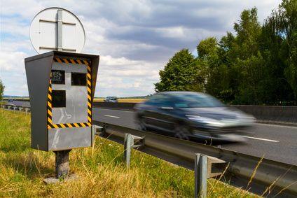 radar et controle routier