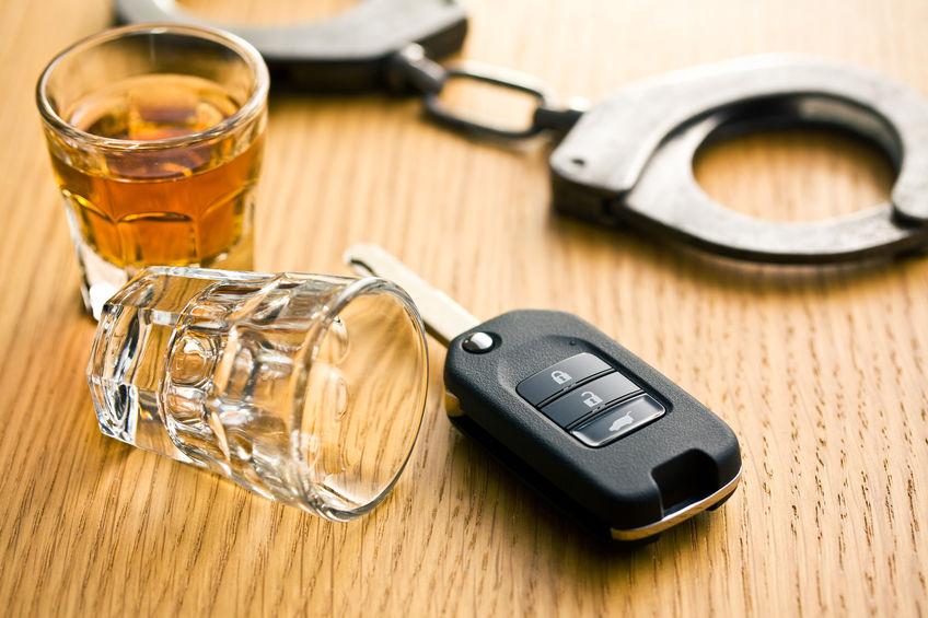 alcool au volant et délits routiers
