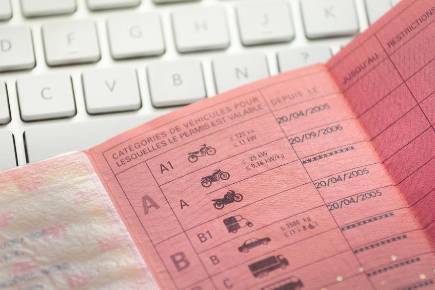 L'arnaque des permis de conduire volés ou perdus