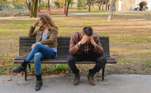 Séparation et droit du divorce