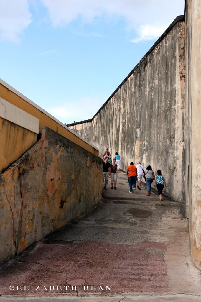 San Crist—bal Fort ~ Puerto Rico