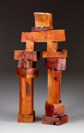 "31"" x 15"" x 10"" Madrone Root, Blackwood"