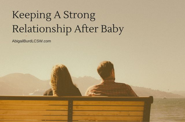 what is a strong relationship