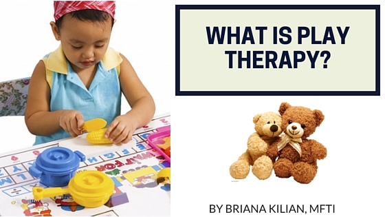 What is play therapy?