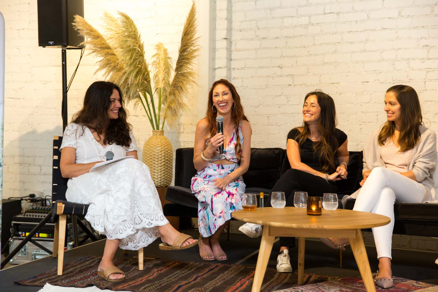 Fourth Trimester Expert Panel at the Ergobaby Embrace Launch