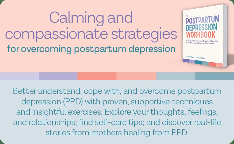 Postpartum Depression Workbook Description