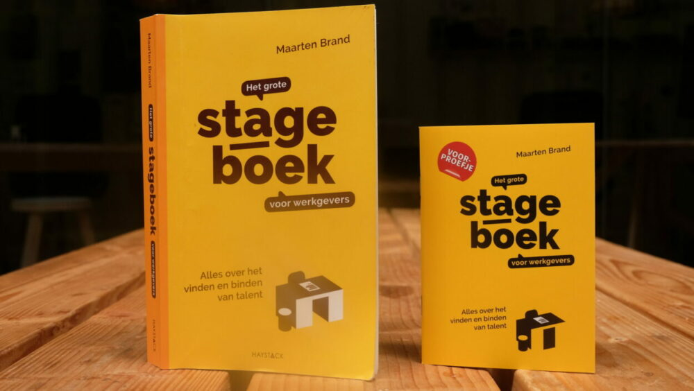 Voorproefje stageboek