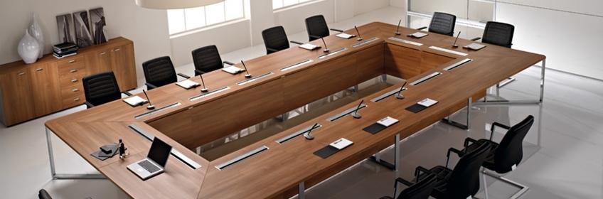 table de reunion toutes les tables de