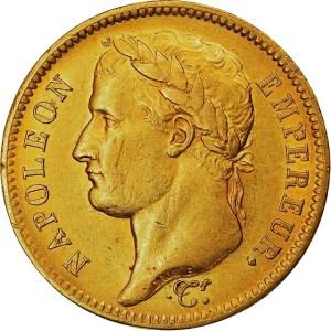 40 Francs or Napoléon I double louis d'or