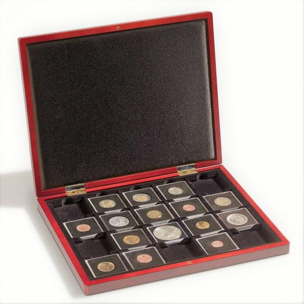 Coffret numismatique pièces en or de l'union latine