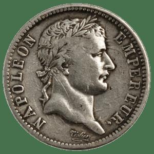 1 franc Napoléon 1er