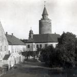 Rittergut Posterstein vor 1945 (Fotografie, Museum Burg Posterstein)