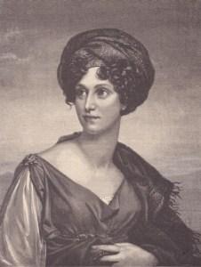 Dorothée von Dino-Talleyrand nach Gérard (Museum Burg Posterstein)