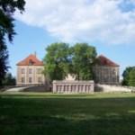 """2009 machte die Wanderausstellung """"Wo ich einst residierte, wo ich Fürstin des Landes war…"""" Station im polnischen Schloss Sagan."""