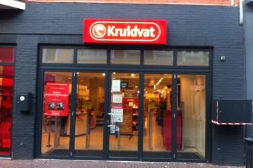 Kosmetik-Shopping in Niederlanden