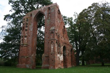 Caspar David Friedrichs geheimnisvolle Klosterruine – Eldena