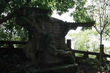 Fengdu – Stadt der Geister