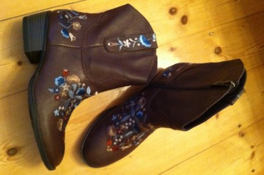 Schuhe….