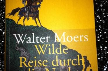 """""""Wilde Reise durch die Nacht"""" von Walter Moers"""