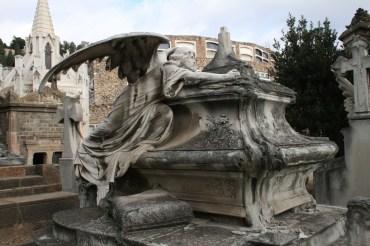 Friedhöfe Barcelonas – Montjuic und Poblenou
