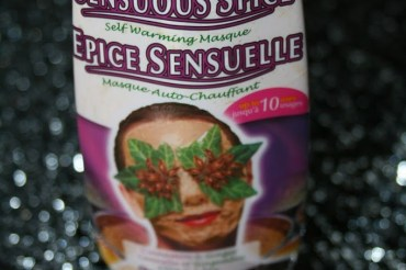 Sensuous Spice von Montagne Jeunesse – eine selbsterwärmende Maske