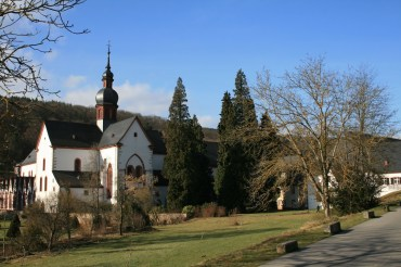 "Kloster Eberbach – Filmlocation aus ""Der Name der Rose"""
