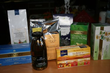 Tee-reiches Wochenende