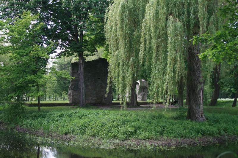 Burg Lipperode Lippstadt Ruine