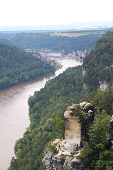 Elbsandsteingebirge, Sächsische Schweiz, Caspar David Friedrich, Dresden