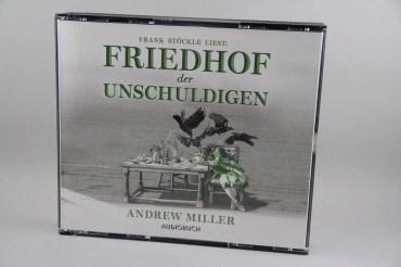 """""""Friedhof der Unschuldigen"""" von Andrew Miller (als Hörbuch)"""