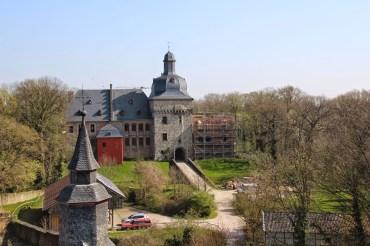 Schloss und Burg Liedberg am Niederrhein
