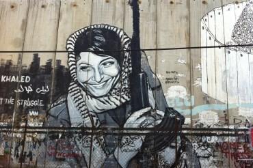 West-Bank-Barrier – The Wall / Die Mauer zwischen Israel und Palästina