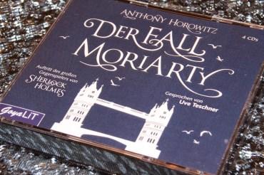 """""""Der Fall Moriaty"""" von Anthony Horowitz (Hörbuch)"""