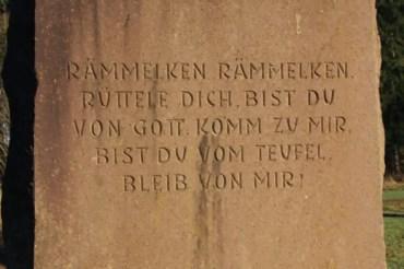 Rämmelkenbrücke in Rheda-Wiedenbrück