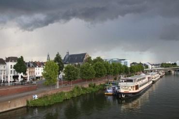 Ein Spaziergang durch die Geschichte von Maastricht.