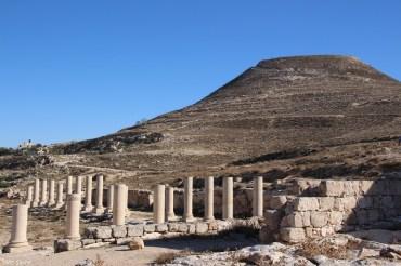 Herodium oder Herodion – Das Grab vom König Herodes