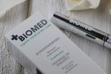 Biomed Wunder Wimpern Serum + Gewinnspiel