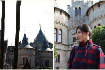 Mein Sherlock-Cape auf der Marienburg