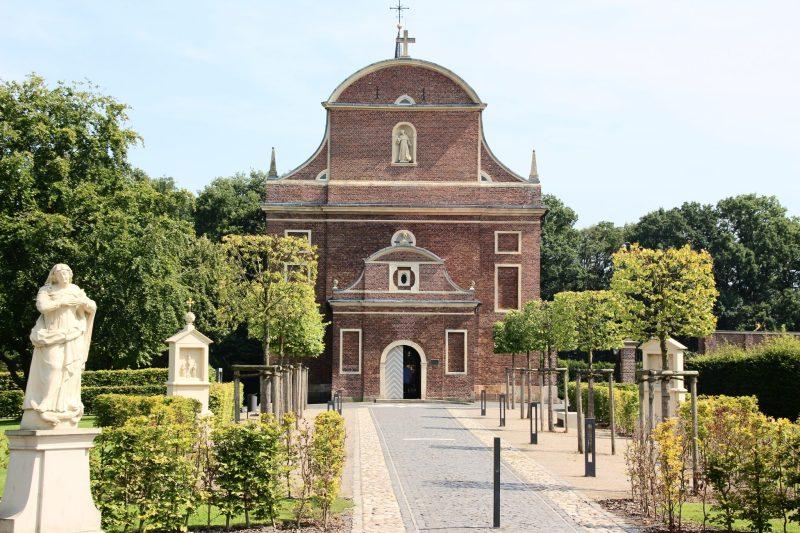 Barockkirche-Zwillbrock
