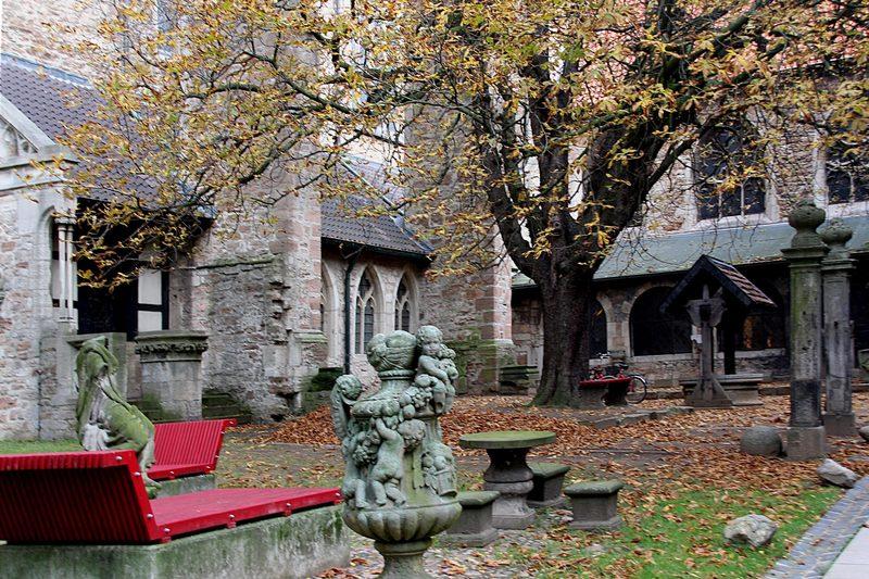 Kloster St. Ägidien und Jüdisches Museum, Braunschweig