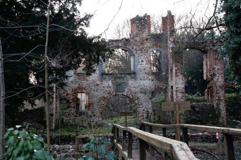 Ruine, Ruinenromantik, Salzwedel