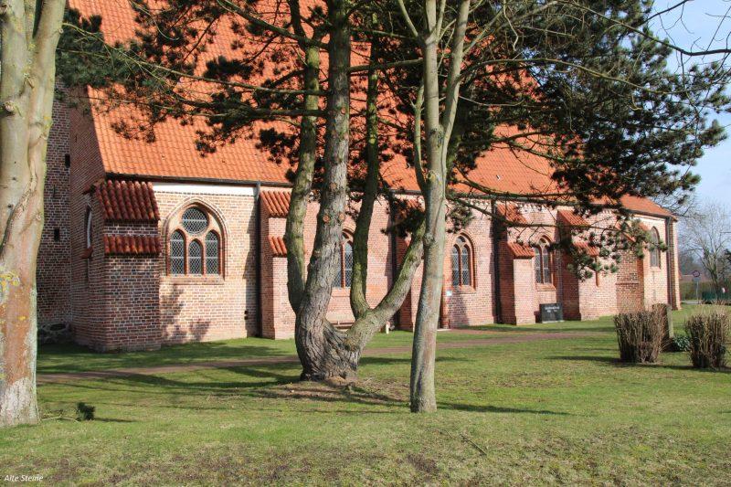 Wendland, Lüchow Dannenberg, Backsteinkirche, Backsteingotik