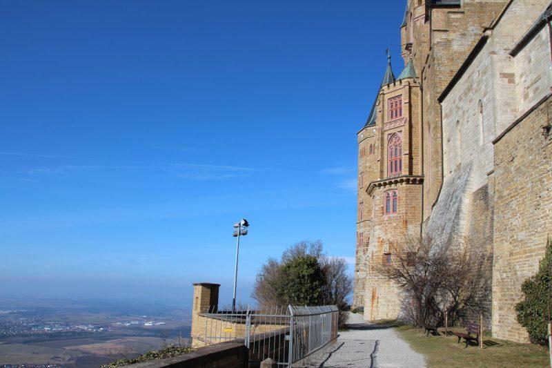 Zollerberg, Burg Hohenzollern, Schwäbische Alp