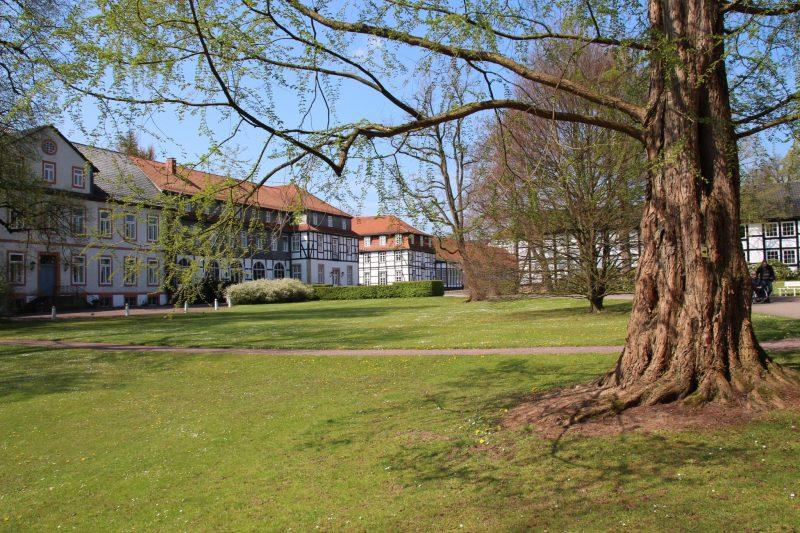 Haus der Grafen von Oeynhausen-Sierstorpff, Bad Driburg