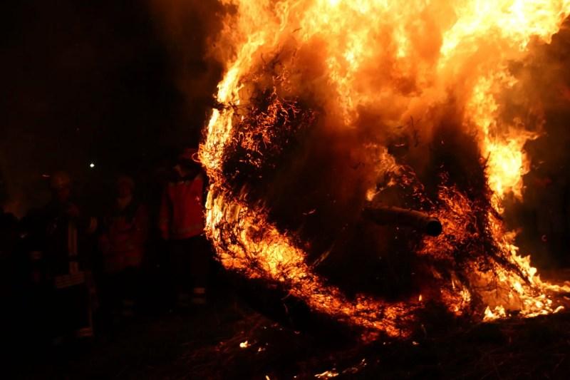 Feuerräderlauf Lügde