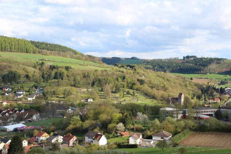 Lügde im Weserbergland
