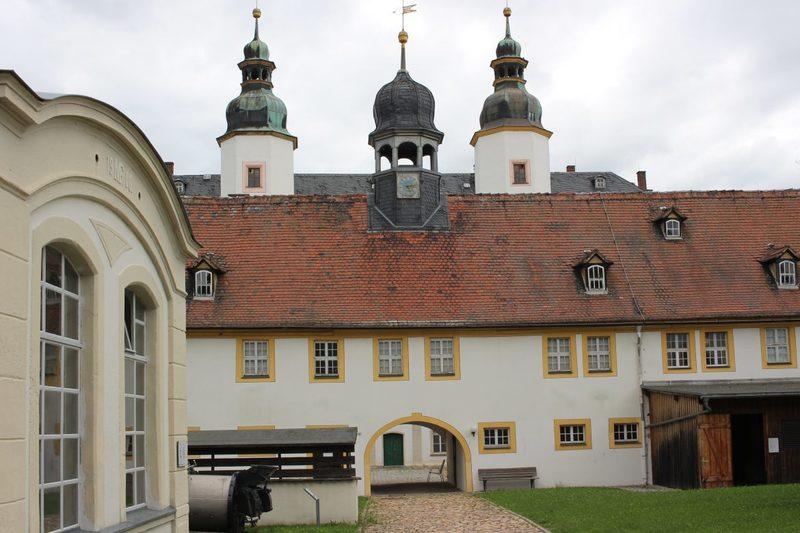 Landwirtschaftsmuseum im Schloss