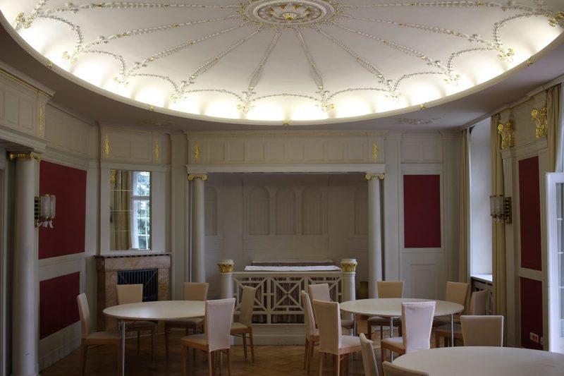 Heiraten im Schlosshotel Schweinsburg
