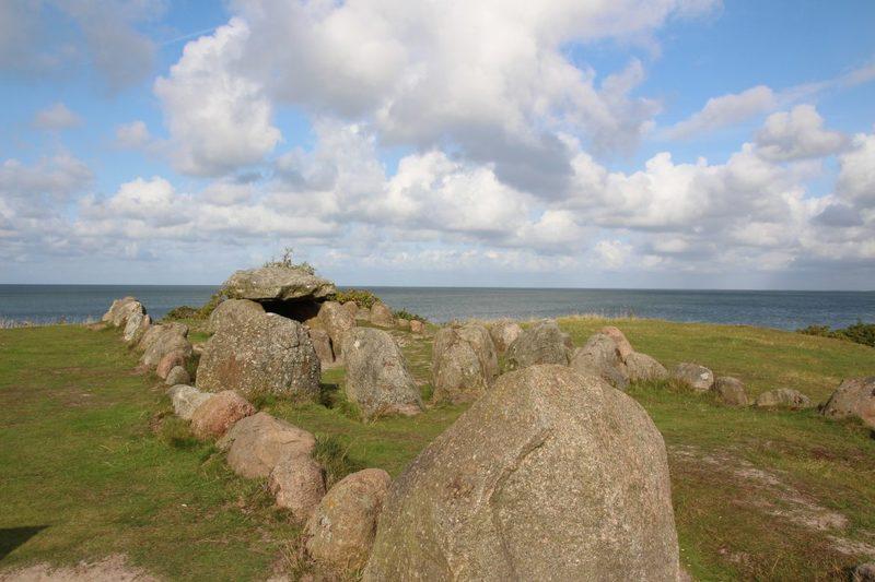 Dolmen und Steinreihen auf Sylt